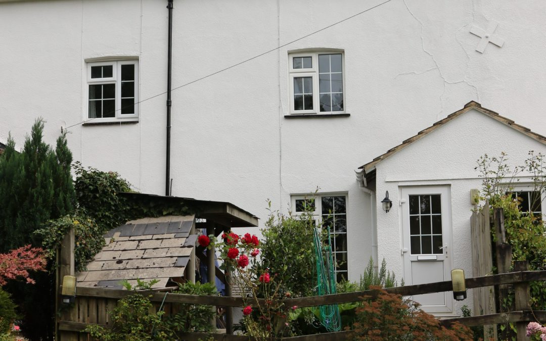 Mill Cottages, Bickington